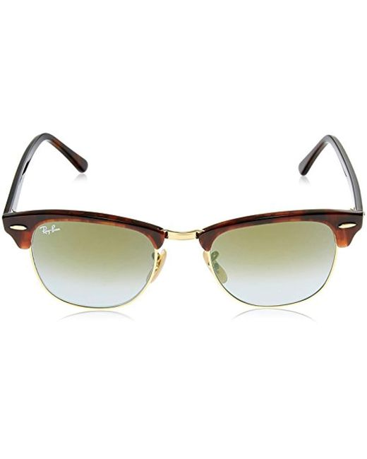 01f94bed2025d ... Ray-Ban - Multicolor Clubmaster Classic Sunglasses for Men - Lyst ...