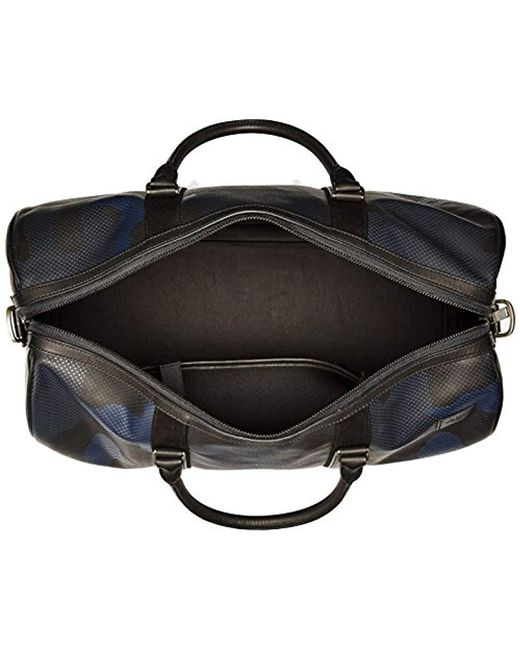 c4275b25f5 Lyst - Jack Spade Camo Dots Duffle in Black for Men - Save 50%