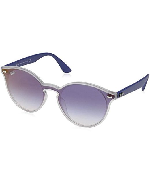 16a4ef690a Ray-Ban - Multicolor Rb4380nf Sunglasses - Lyst ...