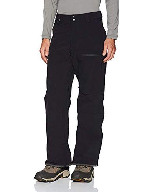 Quiksilver - Black Travis Rice Stretch 20k Snowboard Ski Pants for Men - Lyst