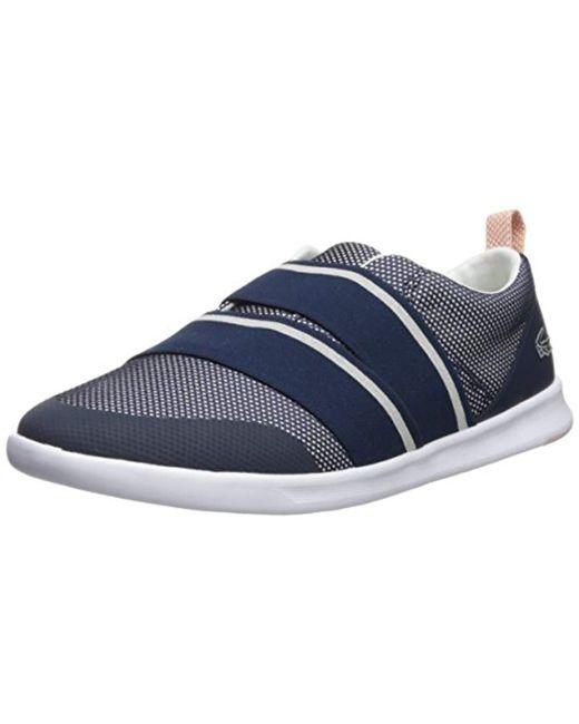 Lacoste - Blue Avenir Slip Sneaker - Lyst