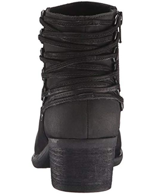 90b2db2685d Lyst - Steve Madden Caldor Boot in Black - Save 33%