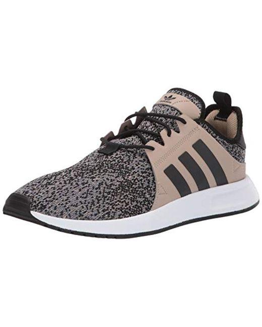 free shipping f43a7 36ffa Adidas Originals - Black X plr Running Shoe for Men - Lyst ...