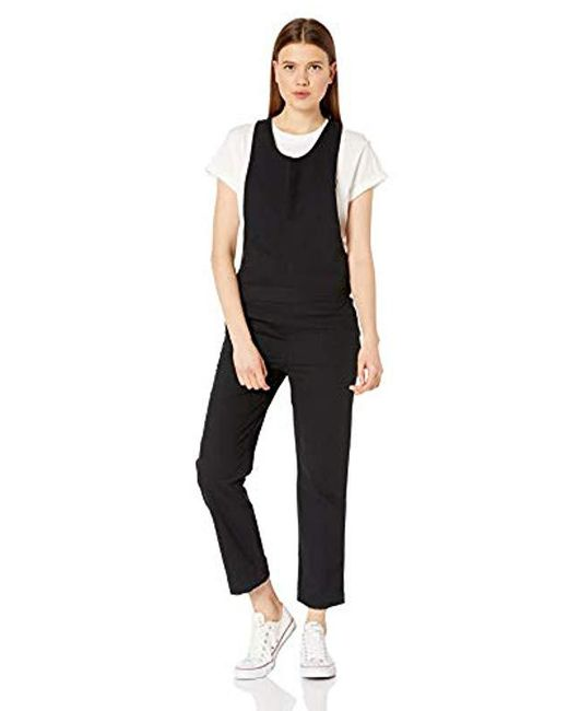cb389a247eb Lyst - Hurley Modernist One Piece Jumpsuit in Black - Save 30%