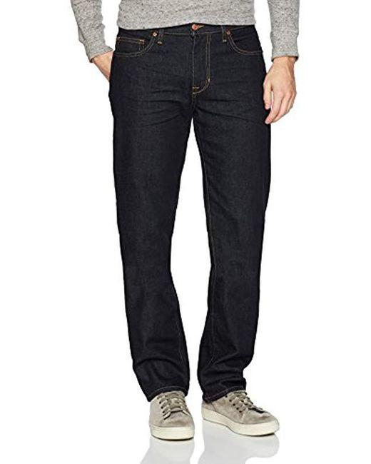 Joe's Jeans - Blue Classic Fit Straight Leg Halford for Men - Lyst