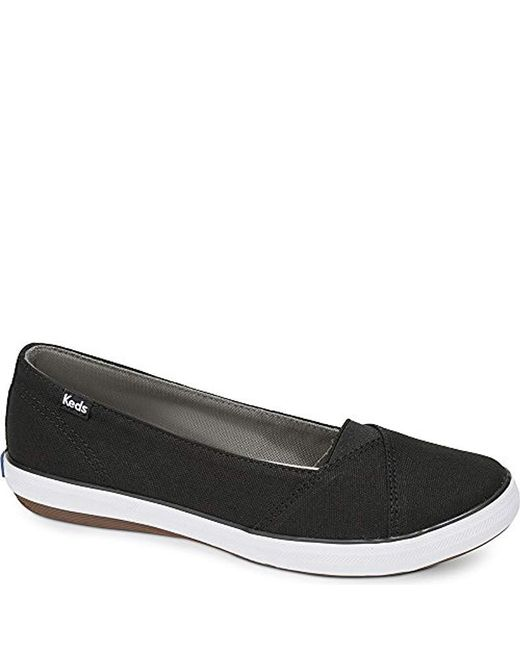 Keds - Black Cali Ii Canvas - Lyst