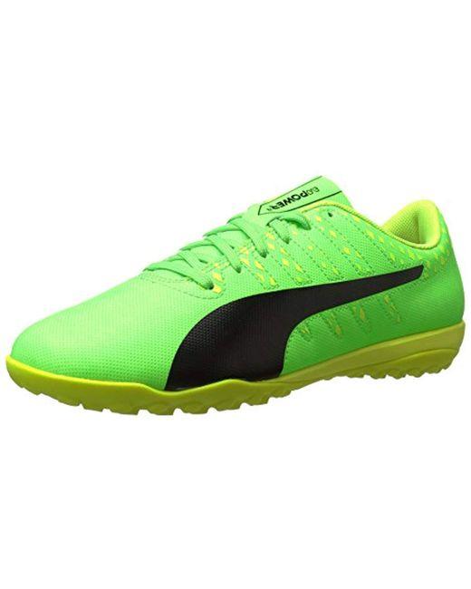 PUMA - Green Evopower Vigor 4 It Footbal Shoes for Men - Lyst