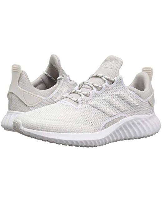 3a4fa1bbec856 ... Adidas Originals - White Alphabounce Cr Cc Running Shoe for Men - Lyst  ...