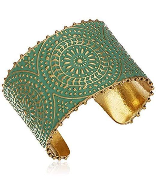 Lucky Brand - Metallic S Petina Cuff Bracelet - Lyst