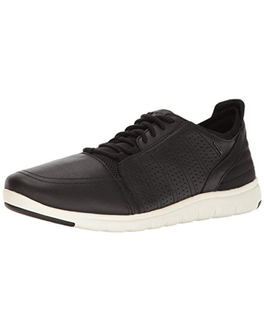 Geox - Black M Xunday 2 Fit 5 Fashion Sneaker for Men - Lyst