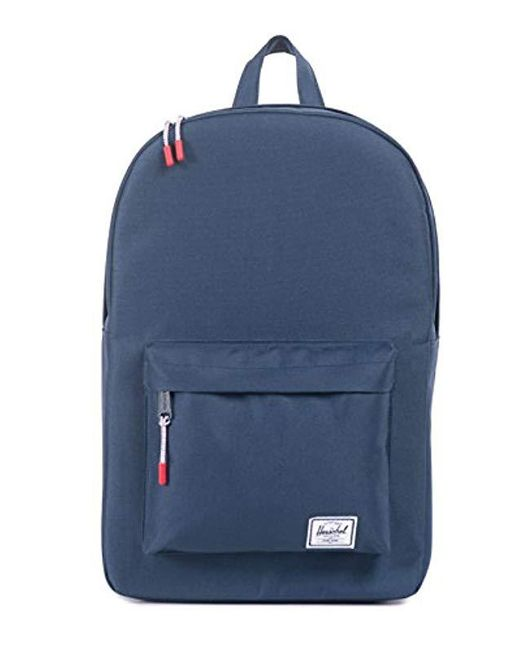 1e8dee39cbab Herschel Supply Co. - Blue Classic Mid-volume Backpack for Men - Lyst ...