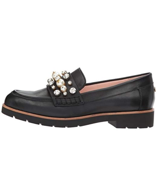 5a4cd3d4028 Lyst - Kate Spade Karry Too Loafer in Black - Save 26%
