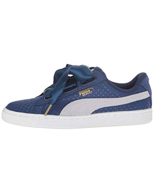 new products 8dd53 4e154 Women's Blue Basket Heart Denim , Basket Heart Denim