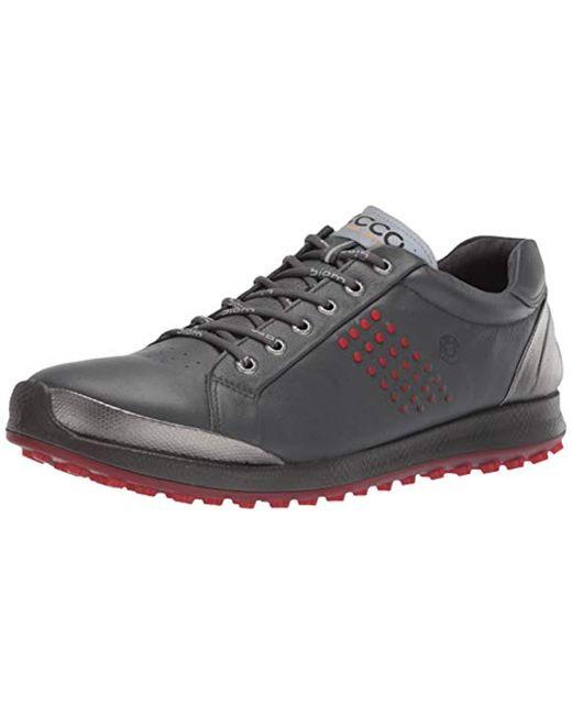 71e9fdf91d2a Ecco - Multicolor Biom Hybrid 2 Hydromax Golf Shoe for Men - Lyst ...