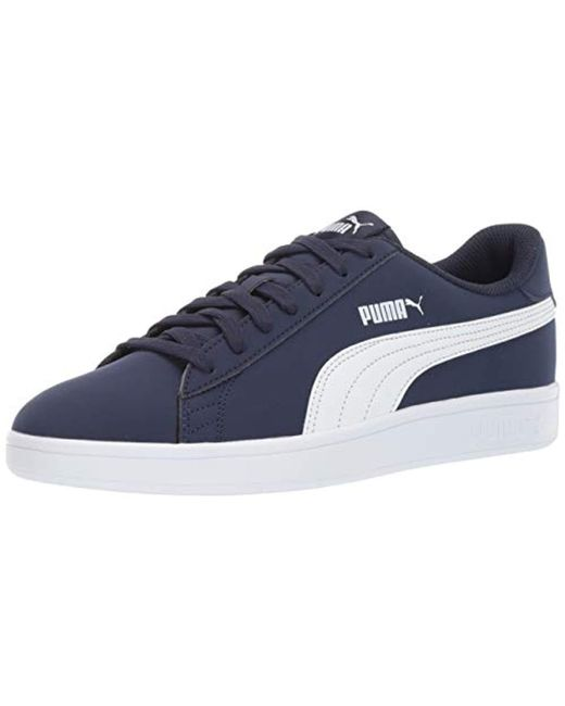 753767d1e401dc Lyst - PUMA Smash V2 Sneaker in Blue for Men - Save 50.90909090909091%