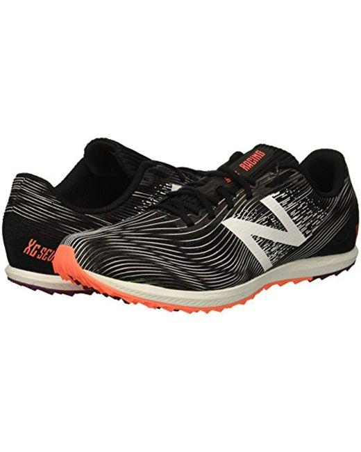 purchase cheap 724ca 7d28b Women's Black 7v1 Cross Country Running Shoe