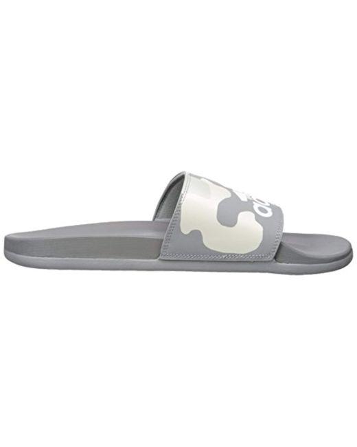 b7780f7164522d ... Carbon Adidas - Adilette Cf+ Link Gr Sport Sandal