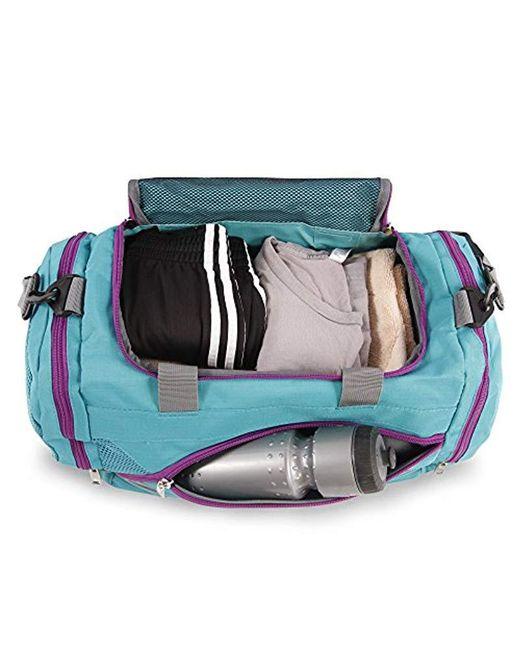 fila sprinter duffel gym sports bag intl the latest e3de3 1240a ... 0c887495db