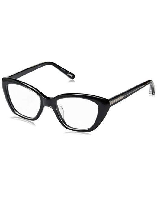 Elizabeth and James - Black Selma Glasses - Lyst