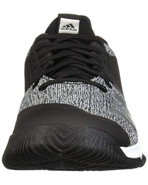 online store 258d1 8b7ed ... Adidas - Black Crazyflight Team Volleyball Shoe - Lyst ...
