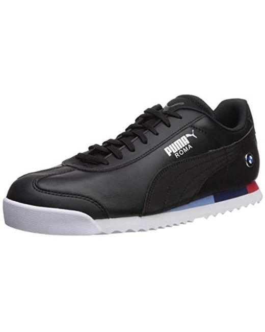 b884ce262958c9 Lyst - PUMA Bmw Mms Roma Sneaker in Black for Men - Save 18%