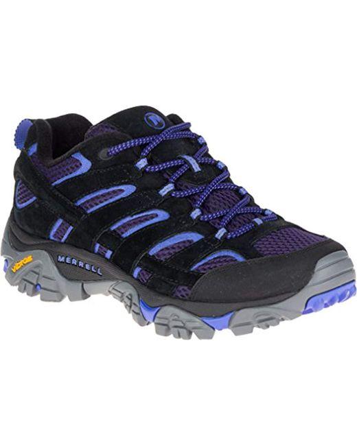 Merrell - Black Moab 2 Vent Hiking Shoe - Lyst