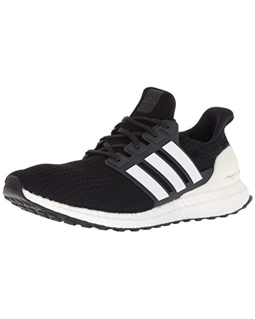 new product dca2b a9d78 Men's Black Ultraboost Road Running Shoe