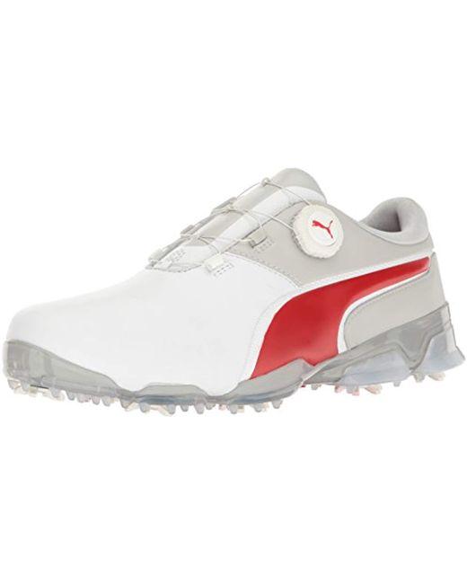 a654e939993 PUMA - Multicolor Titantour Ignite Disc Golf-shoes for Men - Lyst ...