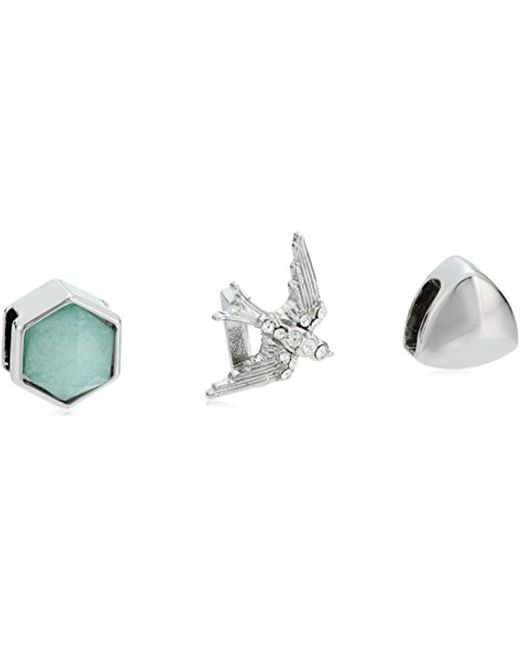 Vera Bradley - Metallic S Bird Charm Jewelry Set - Lyst