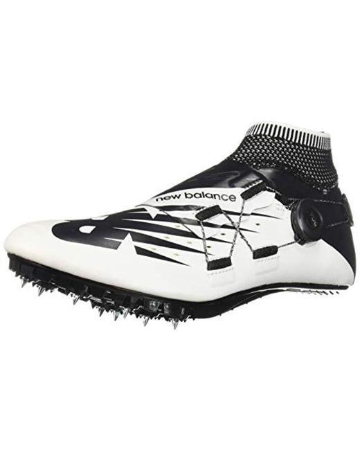 New Balance Black Sigma V2 Vazee Track Shoe for men