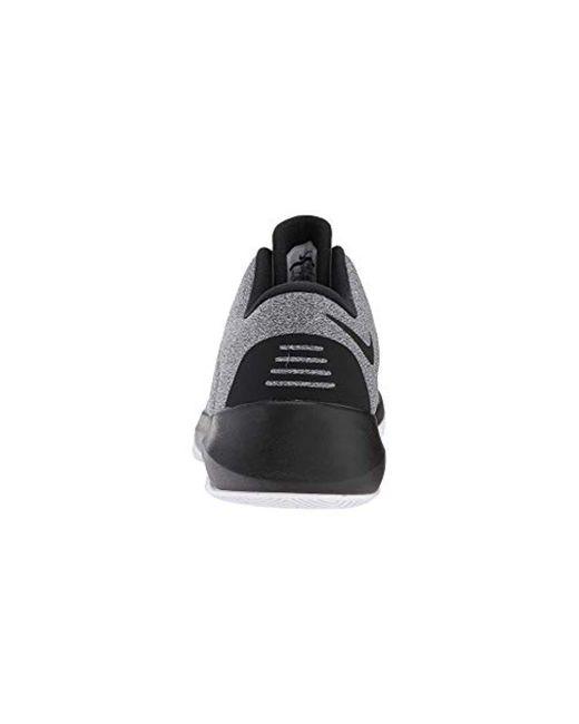 sale retailer 8c4fb 0cafe ... Nike - Gray Air Versitile Ii Nbk Basketball Shoe for Men - Lyst ...