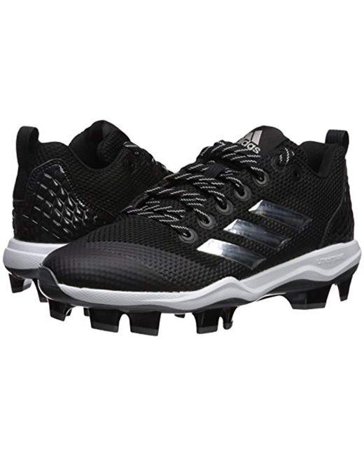 timeless design 1cbb5 dbdf9 ... Adidas - Black Freak X Carbon Mid Baseball Shoe for Men - Lyst ...