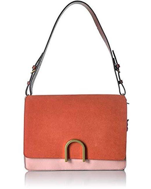 Fossil - Multicolor Finley Shoulder Bag - Lyst