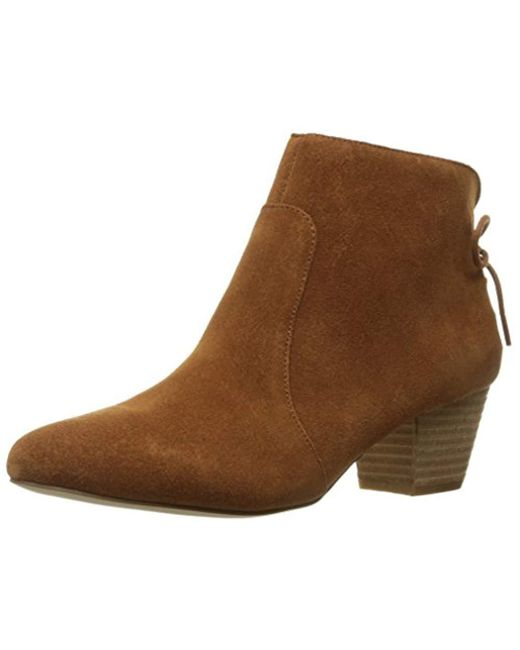 Tahari - Brown Ta-charles Ankle Bootie - Lyst