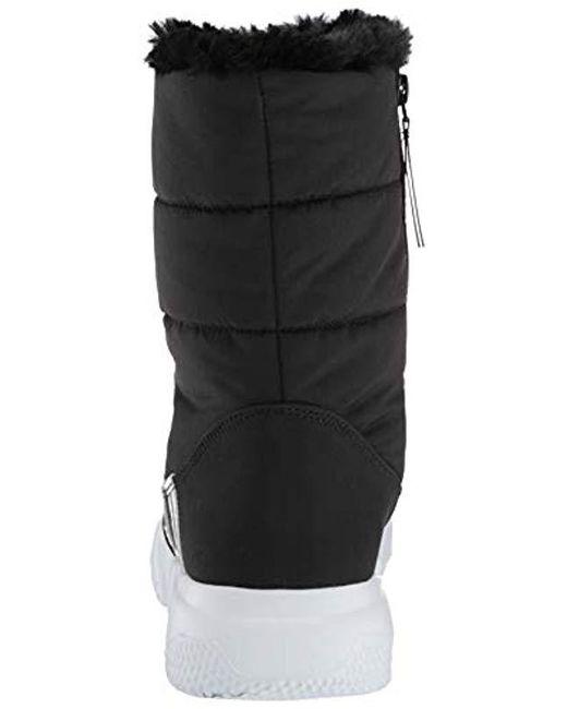 26c3ec8379f08 Lyst - Steve Madden S Snowday Winter Boot in Black