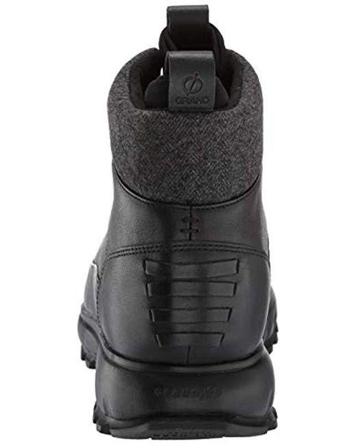 ... Cole Haan - Black Zerogrand Explore All-terrain Hiker Waterproof Ankle  Boot - Lyst ... db6940f6c