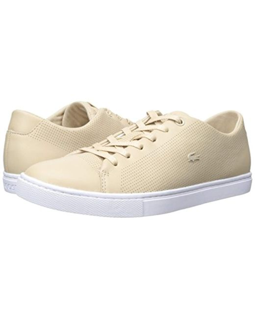 957d6a8b1511b6 ... Lacoste - Natural Showcourt Lace 116 1 Fashion Sneaker - Lyst ...