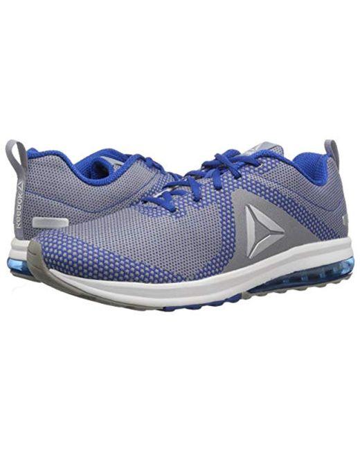 0f8867bc4e83ab Lyst - Reebok Jet Dashride 6.0 Running Shoe in Blue for Men - Save 8%
