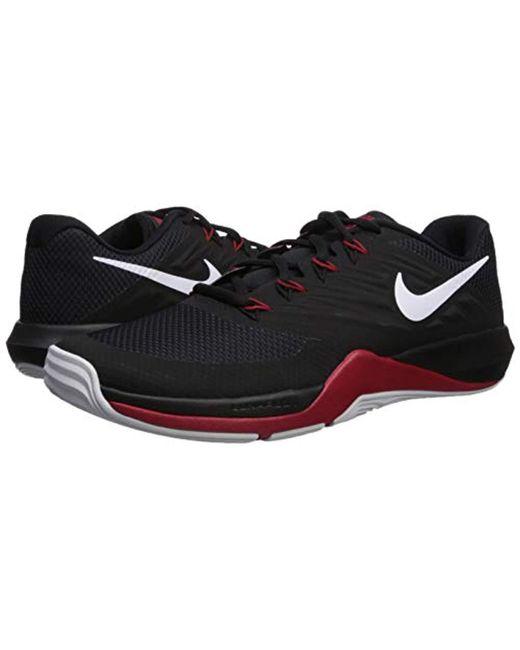 watch 4370c 1aa7d ... Nike - Black Lunar Prime Iron Ii Sneaker for Men - Lyst ...