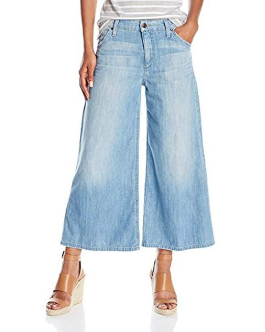 Joe's Jeans - Blue The Culotte In Tilly - Lyst