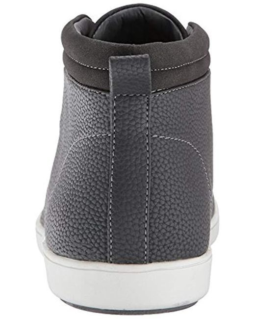 2e16e5484de Lyst - Steve Madden Fenway Sneaker in Gray for Men - Save 47%
