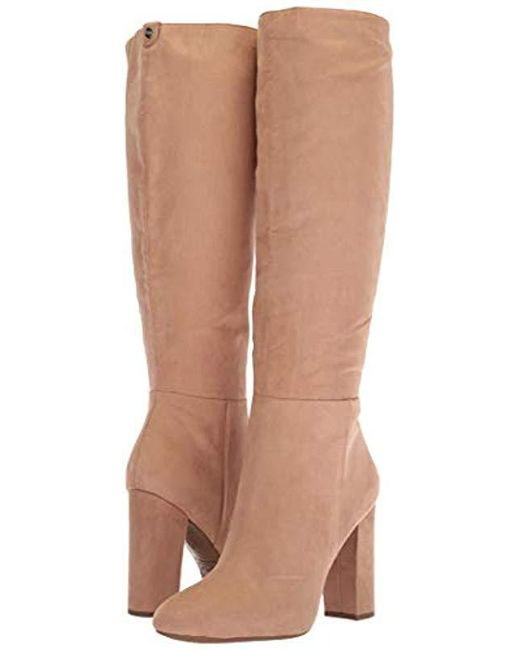 356ee70df7507 ... Circus by Sam Edelman - Brown Calla Knee High Boot - Lyst ...