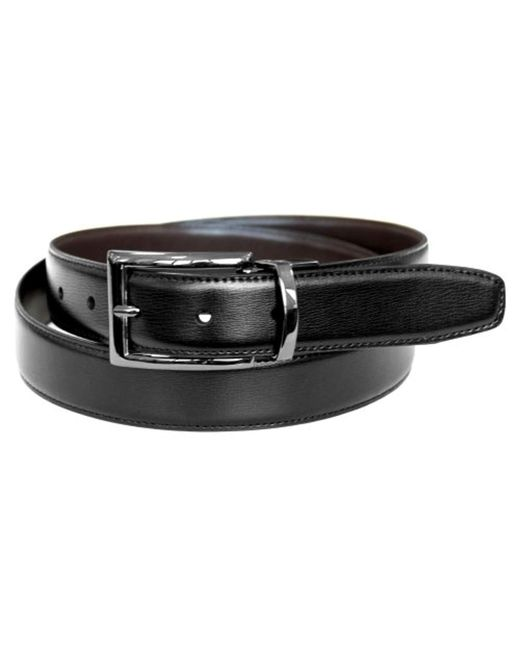 Dockers - Black 1 3/16 In. Feather-edge Reversible Belt (regular And Big & Tall Sizes) for Men - Lyst