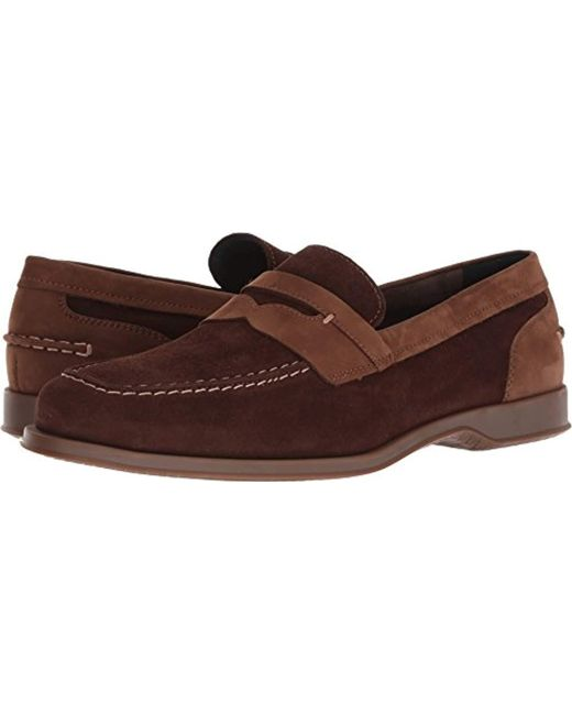 Cole Haan - Brown Fleming Penny Loafer for Men - Lyst