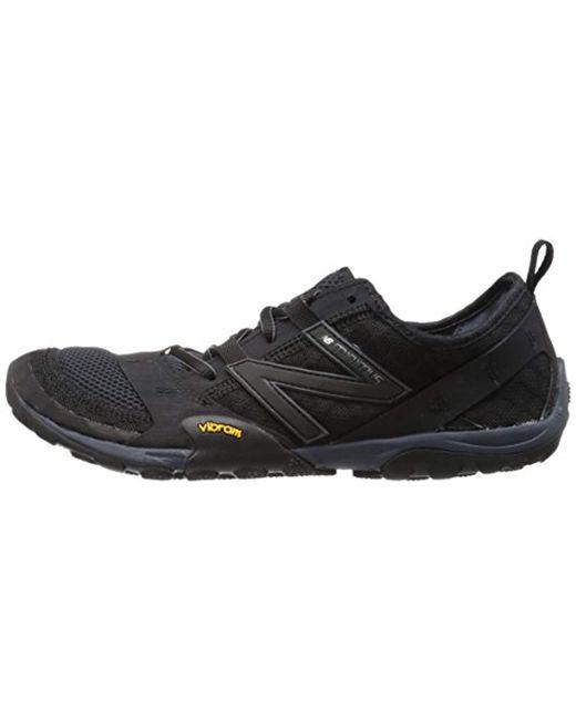 grand choix de 897c6 160d0 Men's Mt10v1 Minimus Trail Running Shoe, Black/silver, 9 D Us