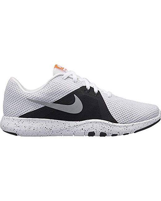 a6d917266a1 Nike - Metallic Flex Trainer 8 Cross - Lyst ...