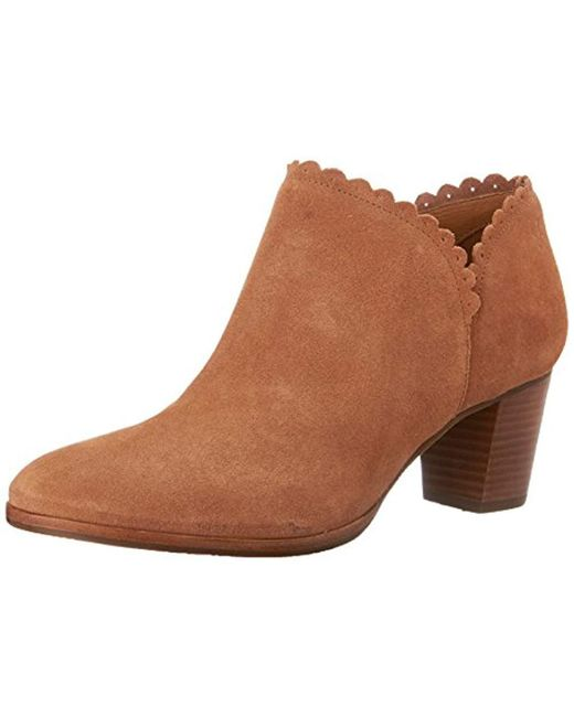 Jack Rogers - Brown Marianne Suede Boot - Lyst