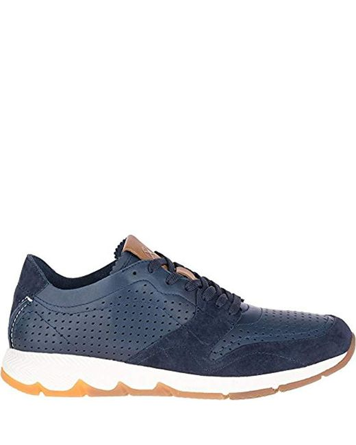 Hush Puppies - Blue Ts Field Sprint Oxford for Men - Lyst