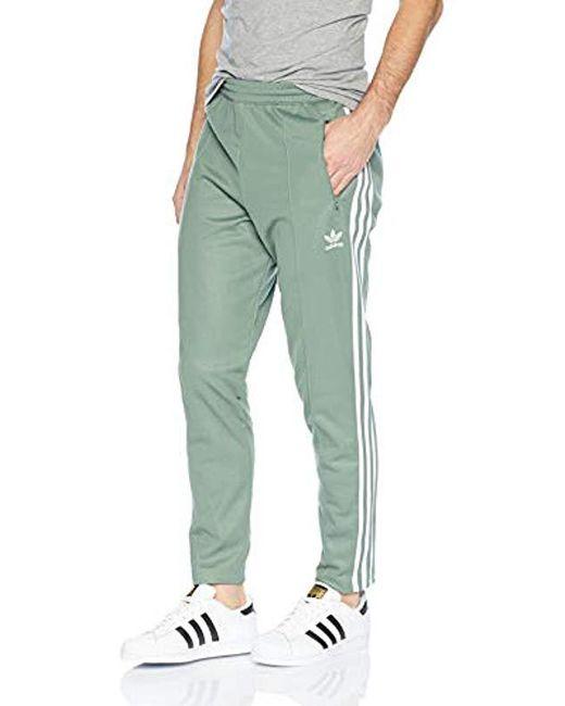 Men's Green Franz Beckenbauer Trackpants