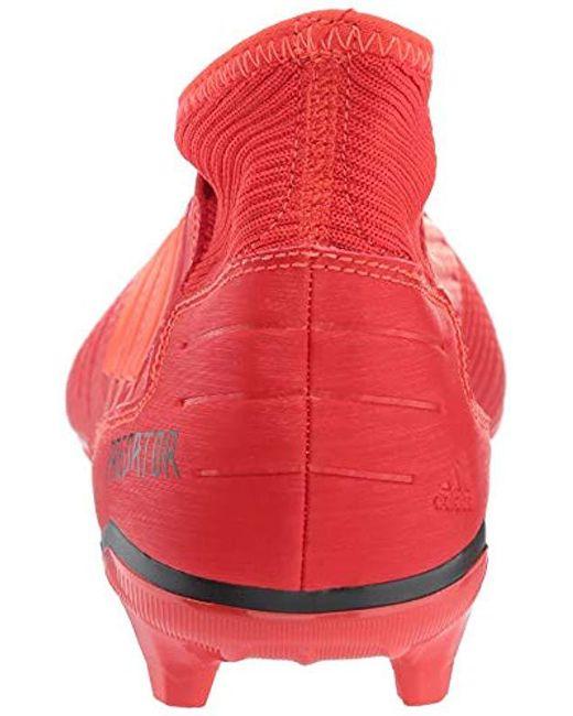 80a5663dd80c9f ... Adidas - Predator 19.3 Firm Ground Soccer Shoe for Men - Lyst ...